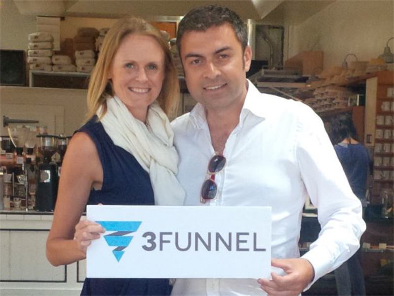 Tech start-up of the week: 3funnel