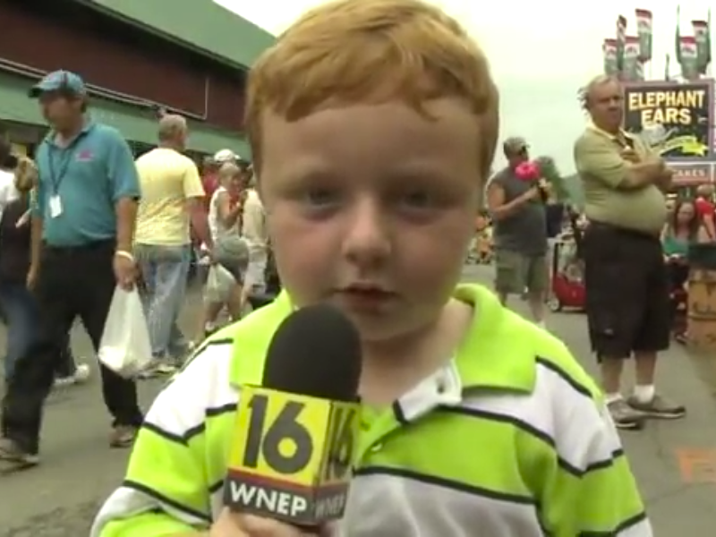 Viral videos of the week: Poolbeg chimneys, a sneaky lion cub and Apparently Kid