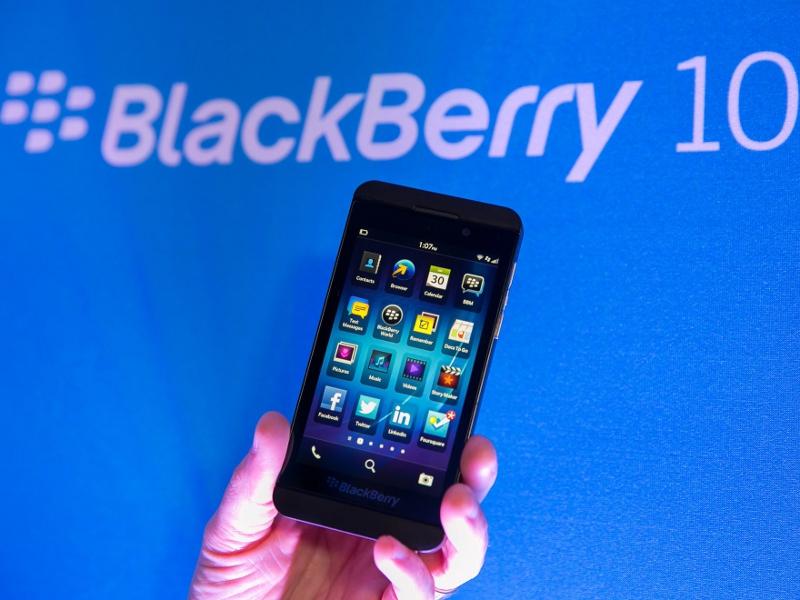 Gigglebit: my Blackberry is not working