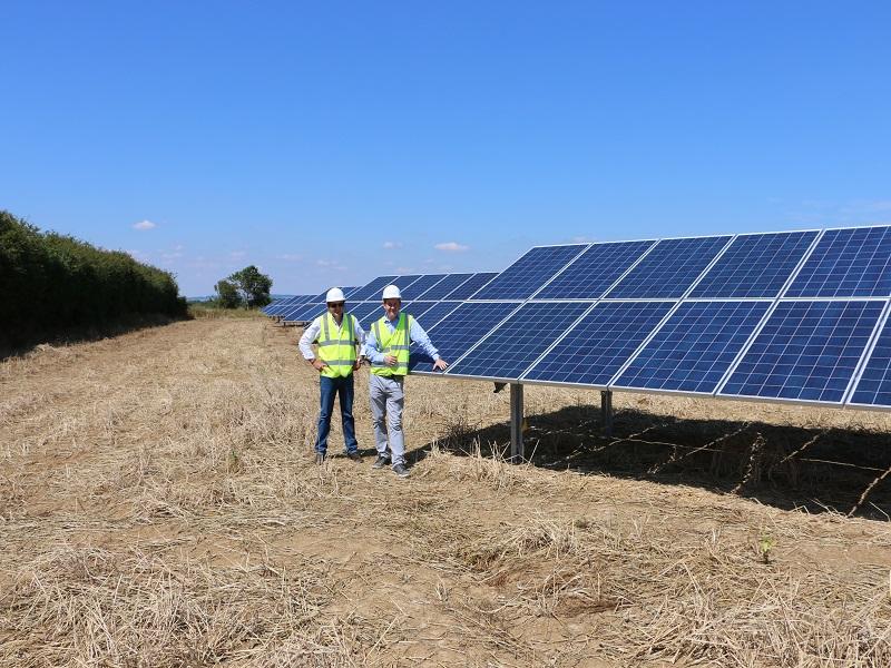 Irish BNRG Renewables to build €25m UK solar project