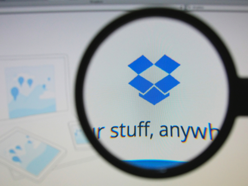 Dropbox revamps Pro, boosts cloud storage to 1TB