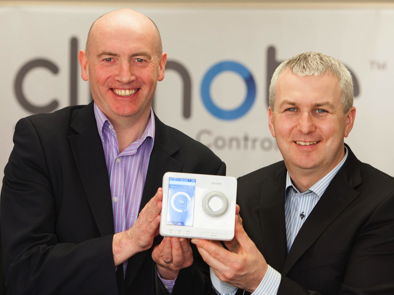 Irish home tech firm climote partners with Scottish Power