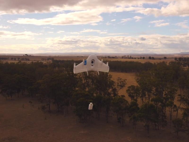 Google secretly tests drone deliveries in Australia (video)