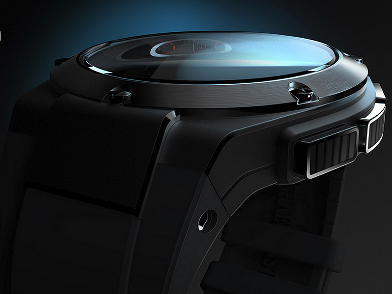 Designer HP smartwatch to launch later this year
