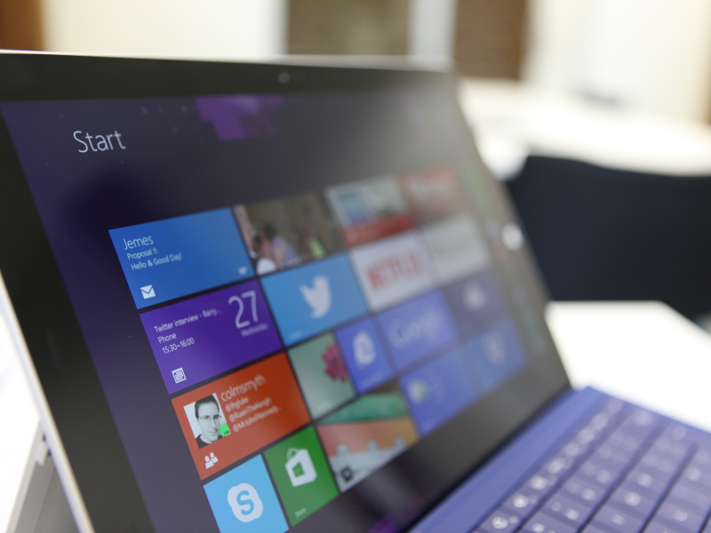 Review: Microsoft Surface Pro 3 hybrid computer (video)