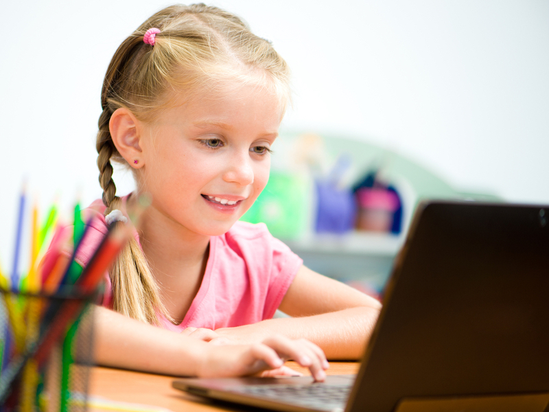 The kids are online: Google could lead the way for next generation of users