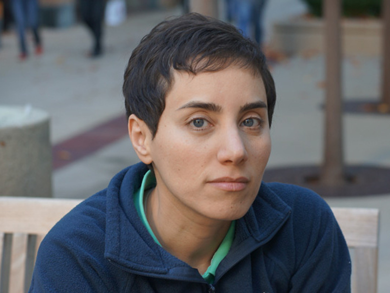 Prof Maryam Mirzakhani is first woman to receive mathematics' highest honour