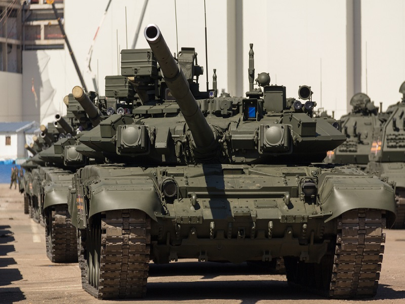 DARPA developing futuristic tank design with less armour, more tech