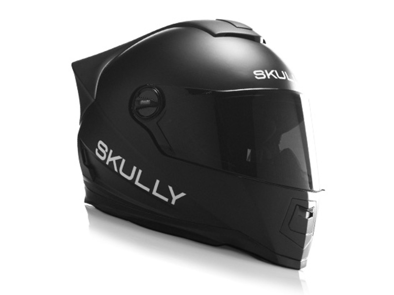 The week in gadgets: Skully AR-1, reversible USB and earphones from Intel and 50 Cent