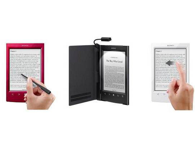 Sony closes the book on its e-reader business