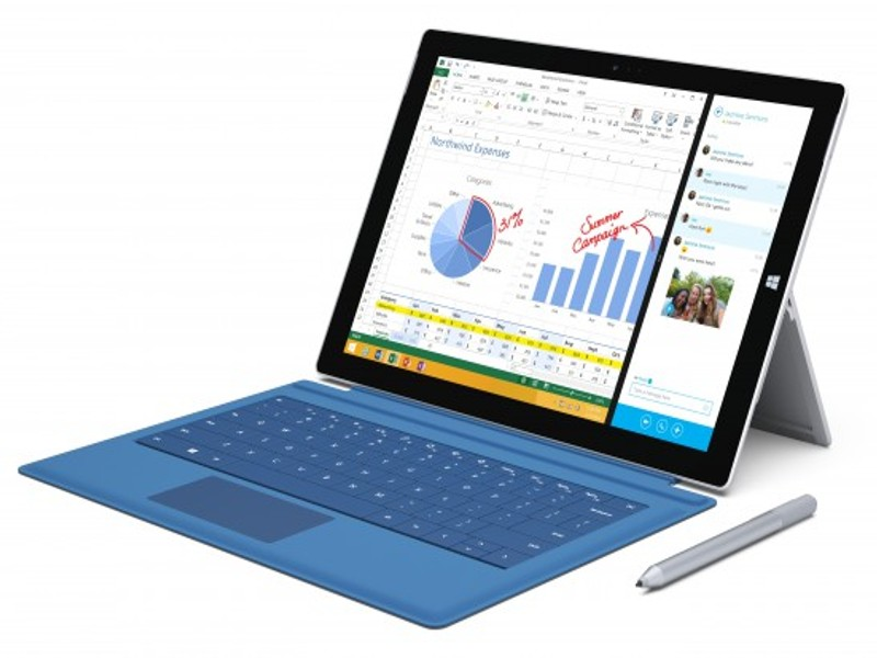 Microsoft's Surface Pro 3 computer to go on sale on 28 August