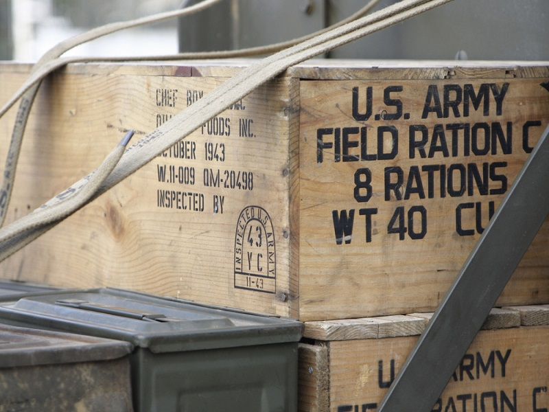 US Army looking into 3D printing to feed its troops