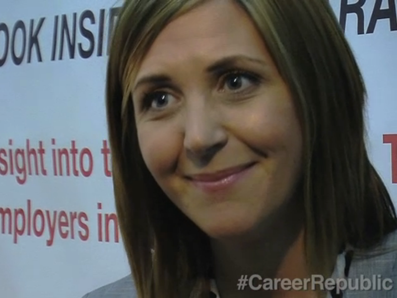 Career Zoo: Interview with Audrey O'Mahony, Accenture Ireland