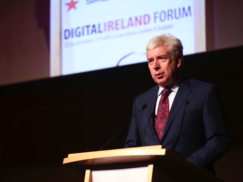 Ireland has not scaled back on broadband ambitions – minister (videos)