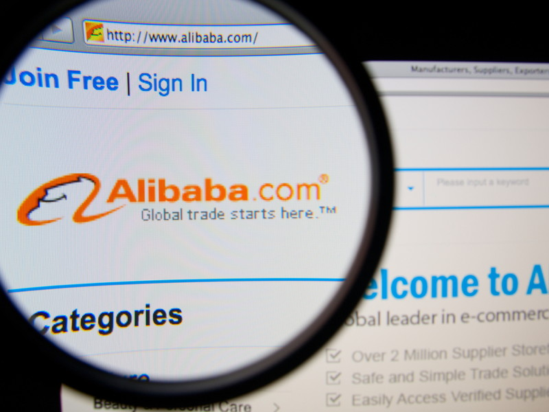 Alibaba makes tech IPO history with US$92.70 per share opening
