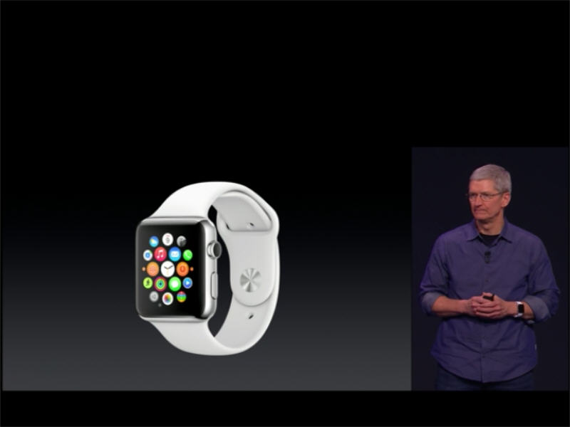 Apple's new foray into wearables begins with the Apple Watch