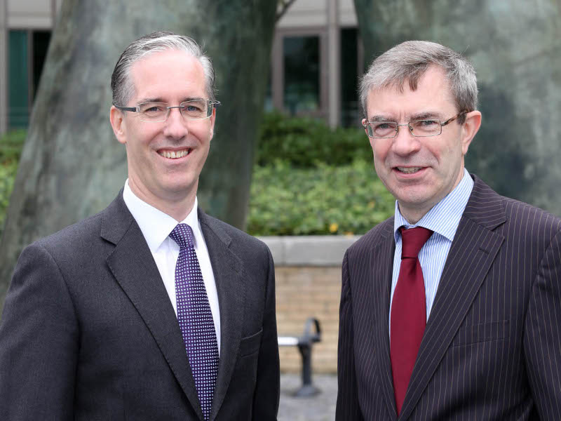 BT Ireland CEO Colm O'Neill named new chairman of TIF