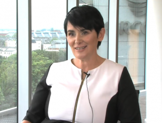 Eir fibre passes 75pc of Irish premises, says new CEO Carolan Lennon