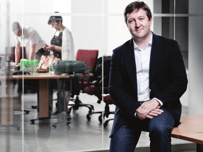 PCH's Liam Casey: 'we're looking for the next big thing in Irish hardware'