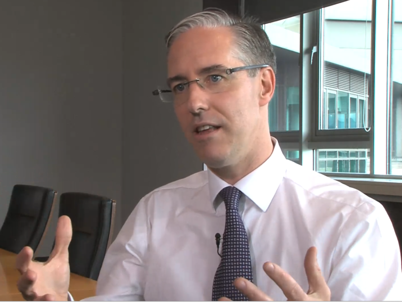 Digital Ireland Forum: consumers set tech agenda, says BT's Colm O'Neill (video)