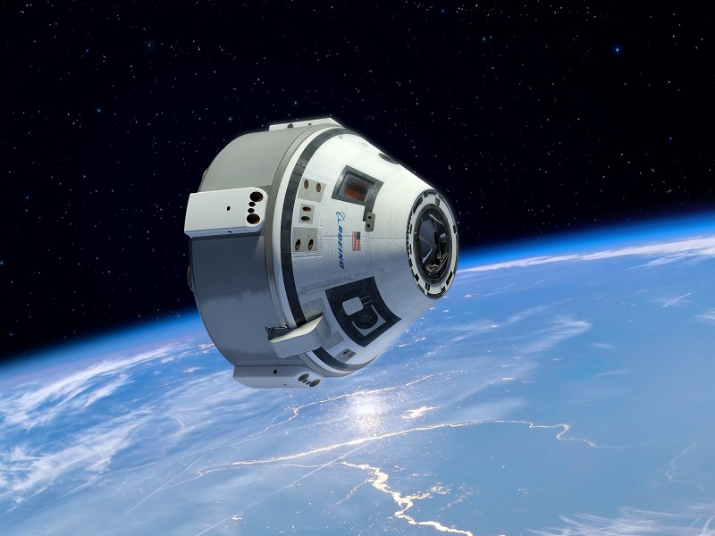 Boeing to beat SpaceX to US$3bn NASA contract