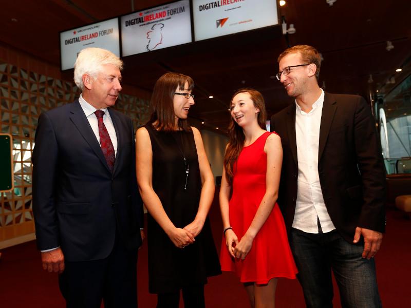 Digital Ireland Forum 2014: complete video highlights