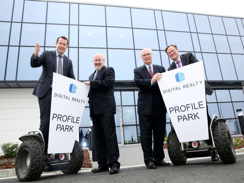 Digital Realty's €150m Dublin data centre is open for business