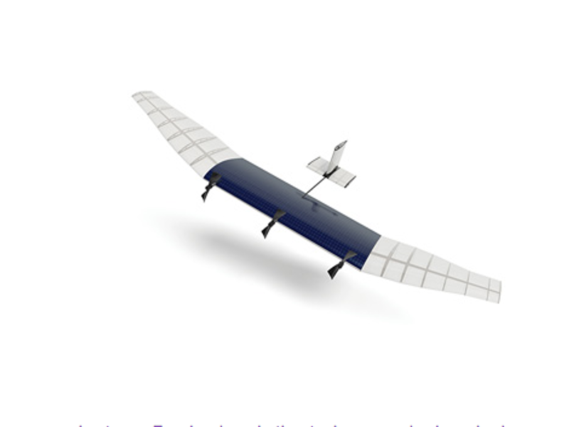 Facebook's incredible high-flying drones may cruise at 60-90,000 feet