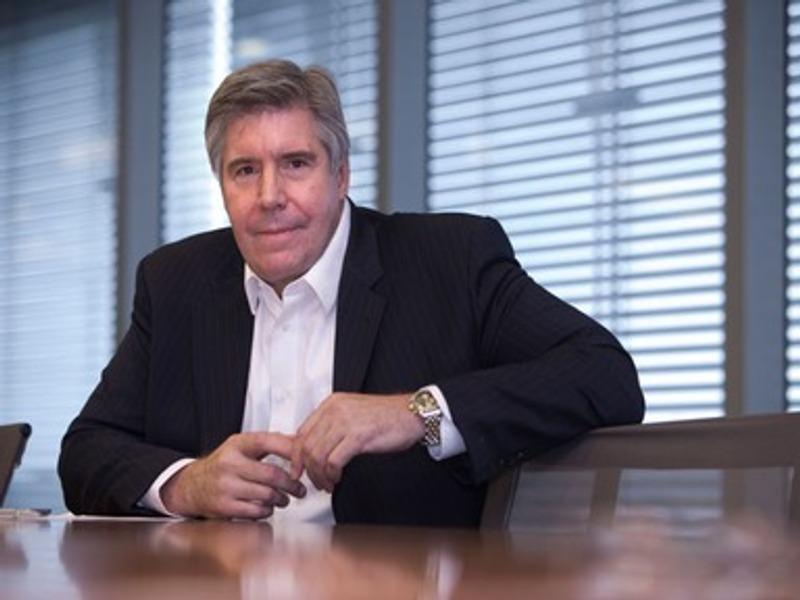 Herb Hribar steps down as Eircom CEO