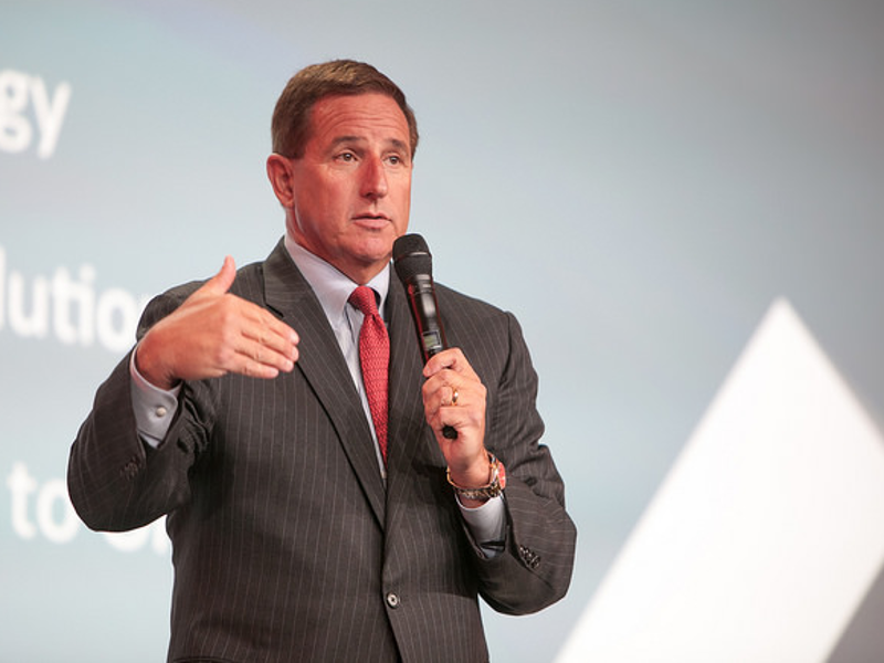 Over 80pc of IT spend is just keeping the lights on – Oracle co-CEO Mark Hurd