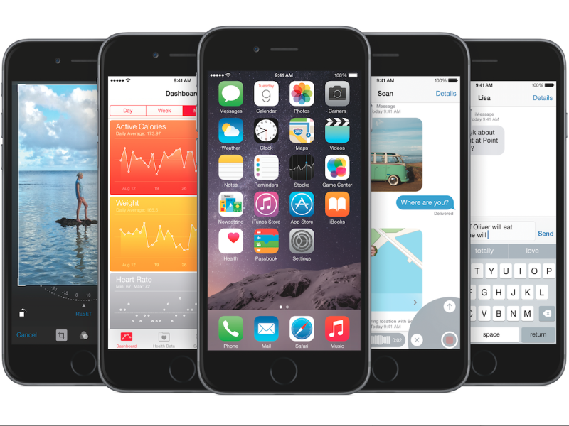 Apple confirms 17 September launch date for iOS 8