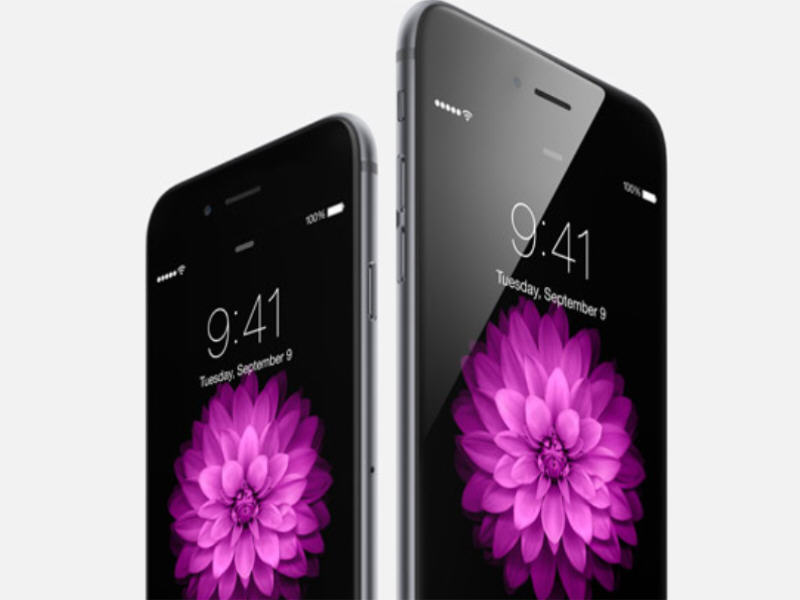 Apple reveals 4.7-inch and 5.5-inch iPhone 6 and iPhone 6 Plus devices