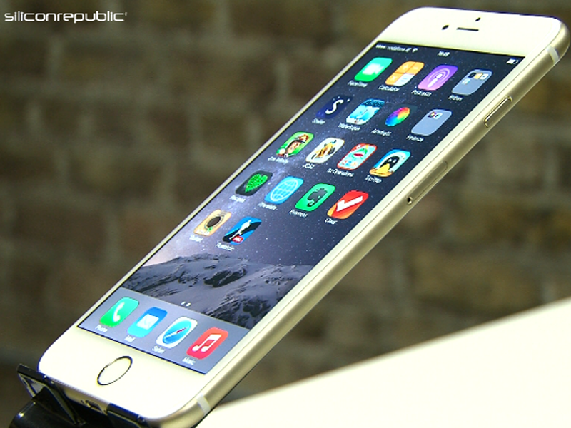First look: Apple iPhone 6 Plus smartphone (video)