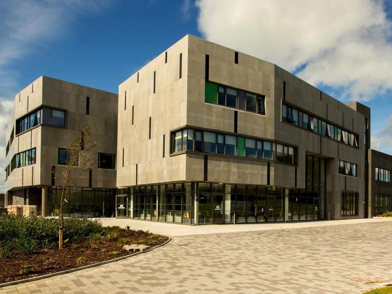 New IT Sligo science building honours Irish scientist MacMunn
