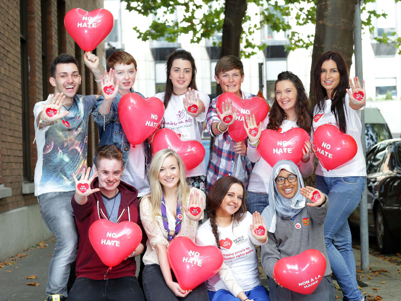 'No Hate Speech Movement' launched in Dublin to combat online abuse