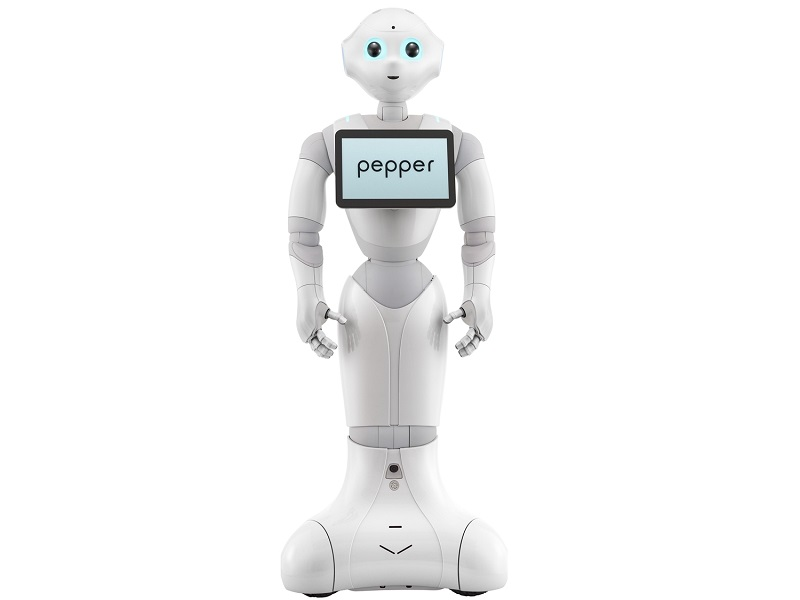 Pepper helper robot soon heading for people's homes