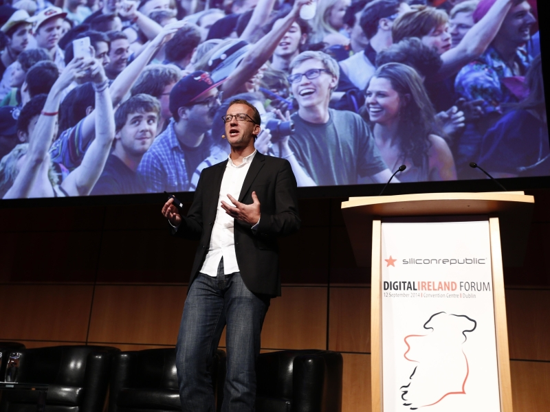 Businesses need to develop their social currency, advises Eventbrite CTO (videos)