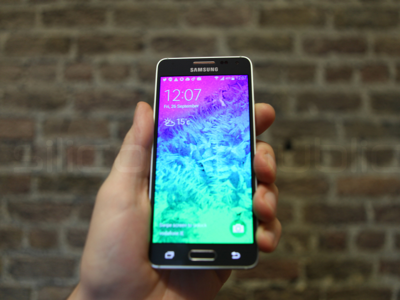 Review: Samsung Galaxy Alpha smartphone (video)