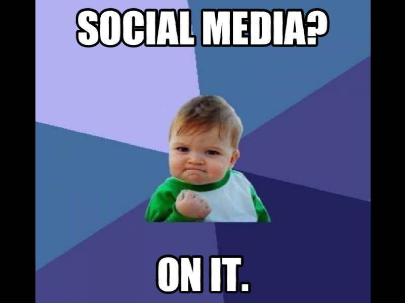 Career memes of the week: social media manager – part 2