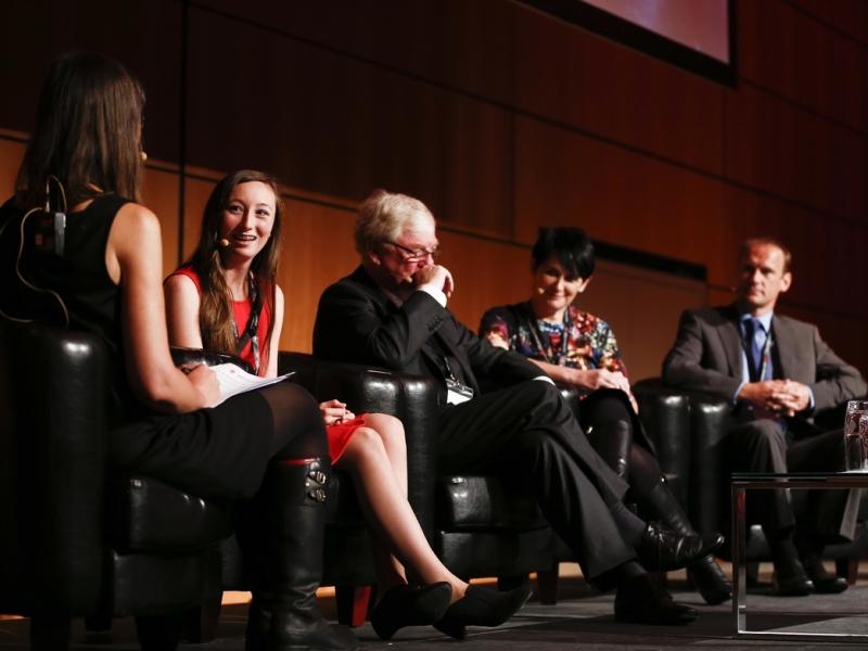 Digital Ireland Forum: first panel highlights (videos)