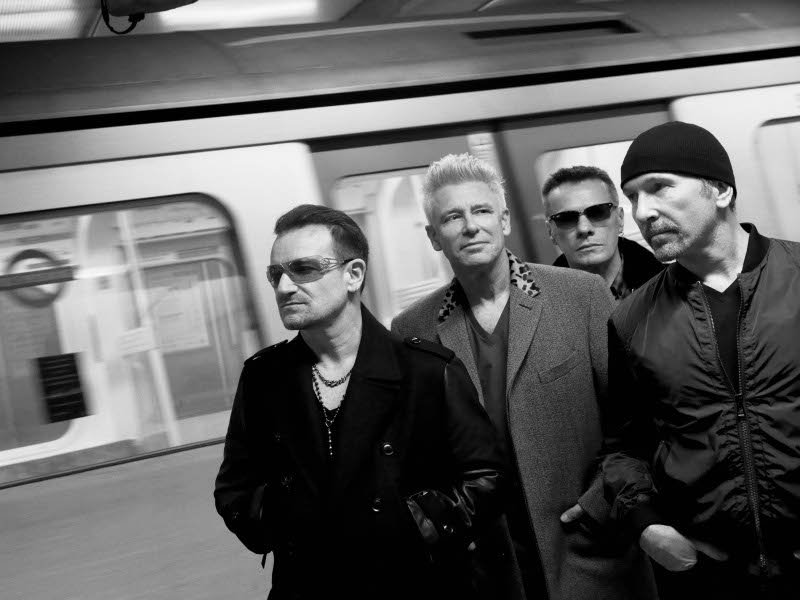 U2's album launch with Apple raises questions about the future of music