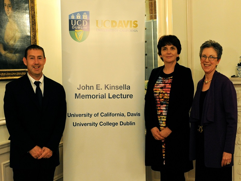 UCD and UC Davis to share staff and expertise