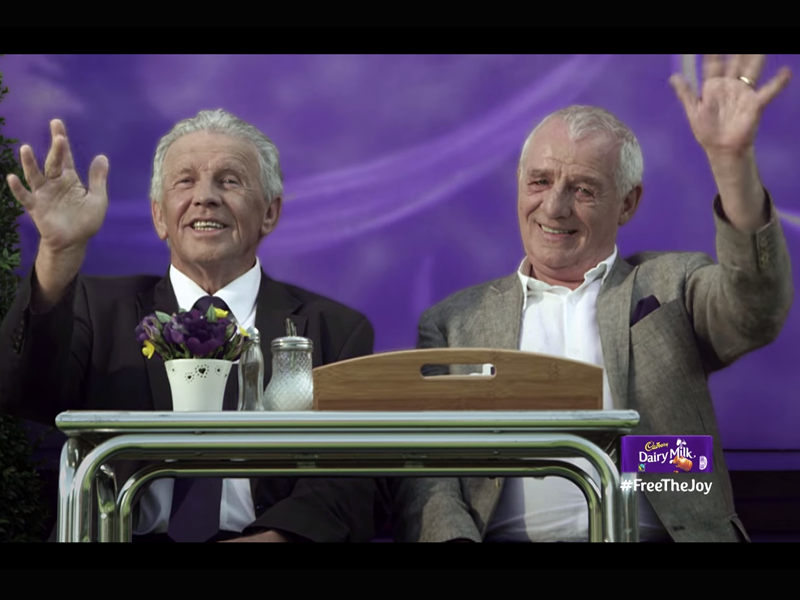 Viral videos of the week: Giles and Dunphy, iPhone drop and a tempestuous tot