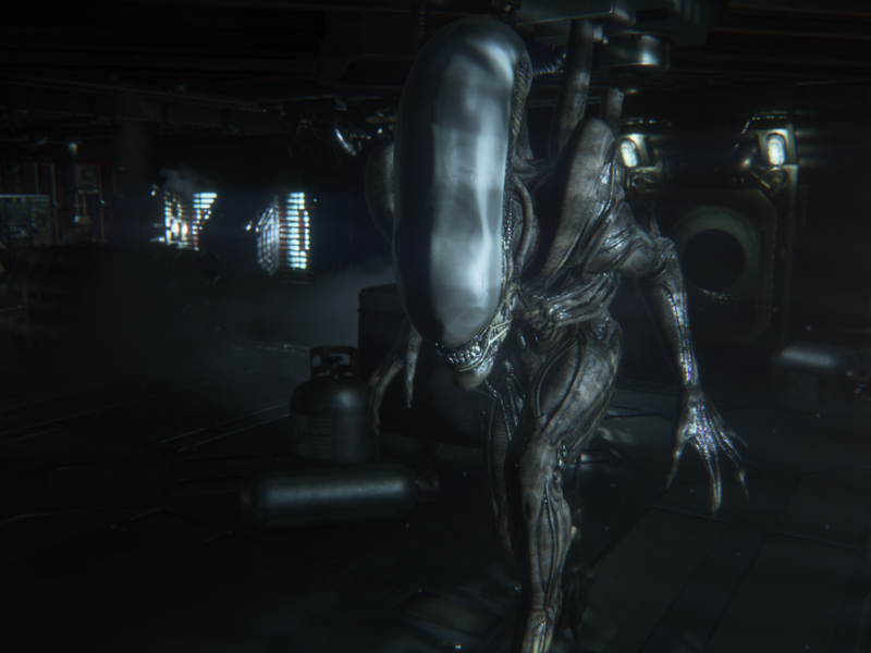 Players can step inside Alien: Isolation with an Oculus Rift hack