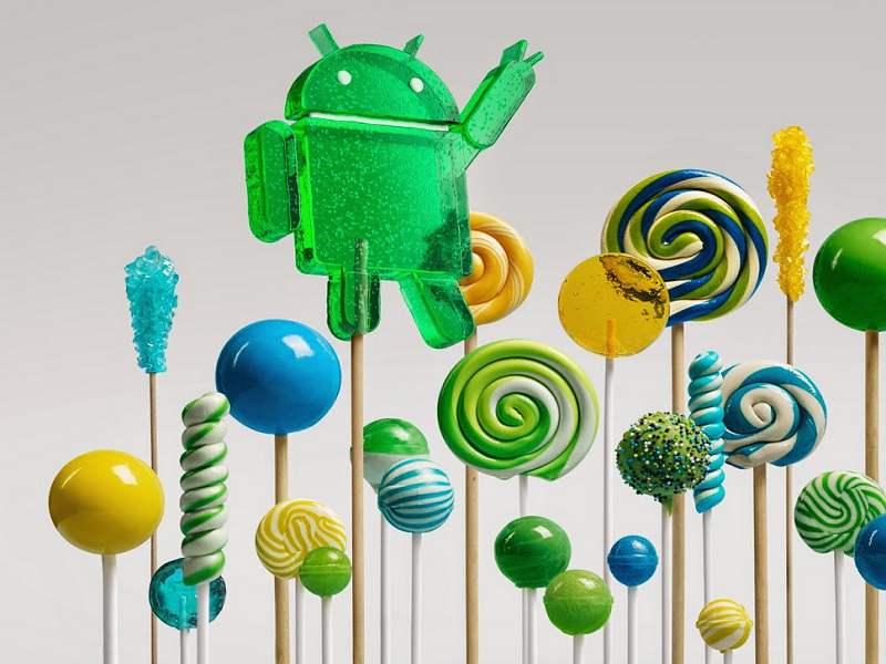 Google promises sweet new operating system with Android Lollipop
