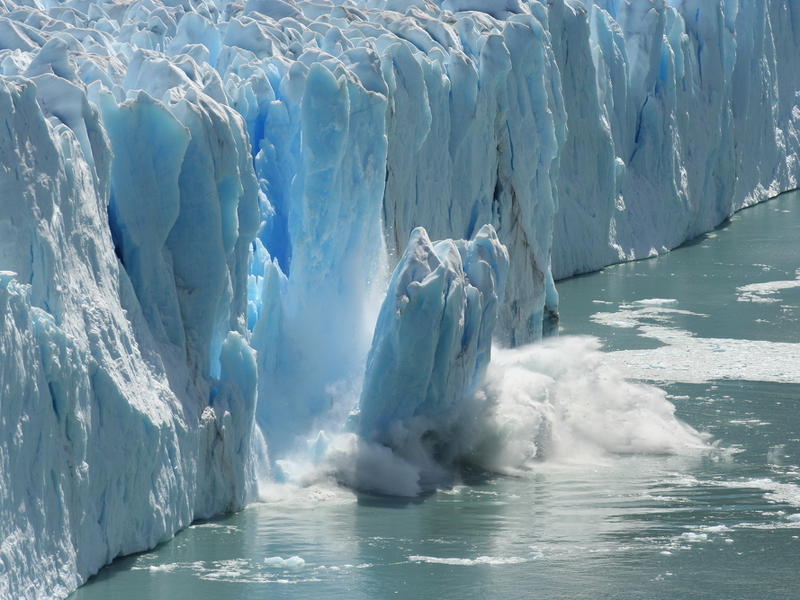 Gravity on ice: combined satellite data illustrates impact of Antarctic melt on gravity