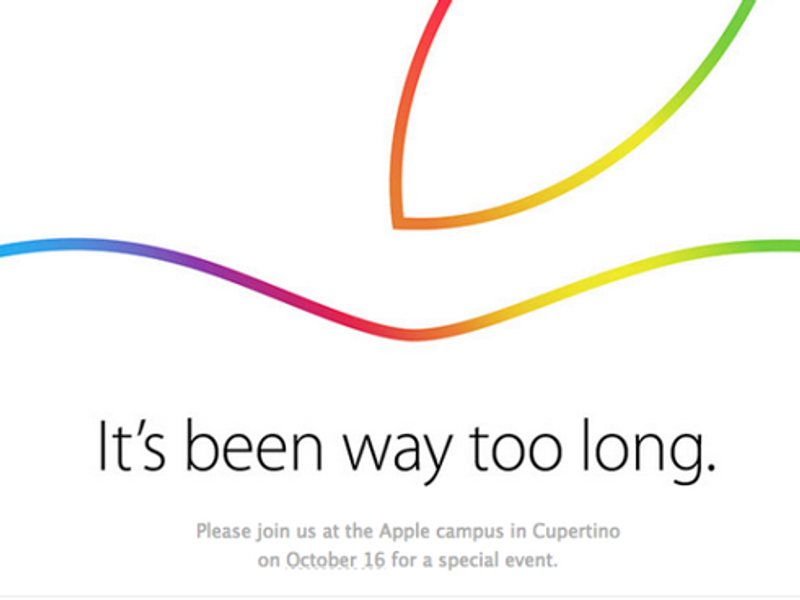 Apple issues invites for Town Hall event on 16 October