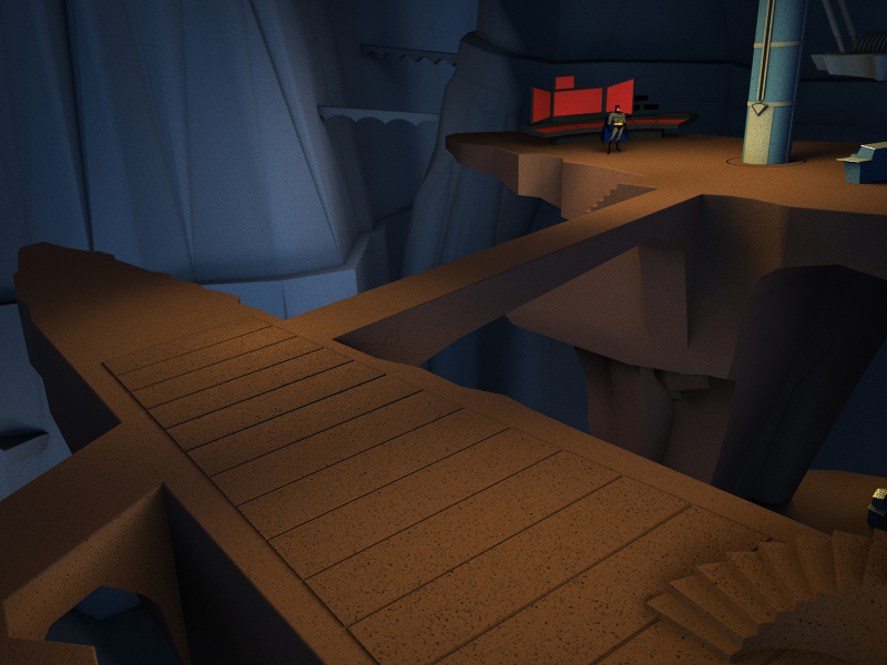 Warner Bros is building a virtual reality Batcave