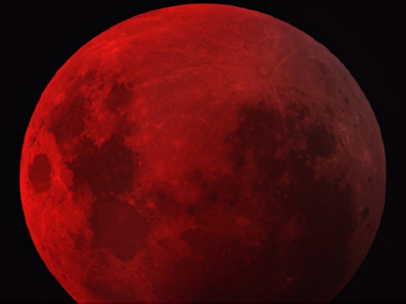 Watch live: NASA offers chance to view total lunar eclipse online