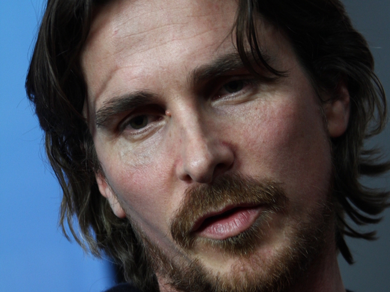 Conan unveils Batman-esque 'sneak preview' of Christian Bale as Steve Jobs